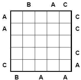 ABC Logic Puzzle