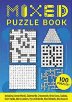 Mixed Puzzles Book