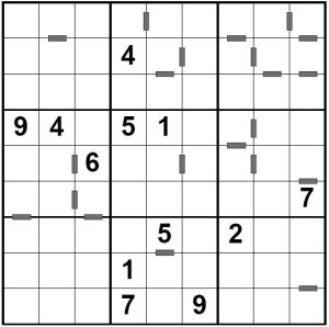 Consecutive Sudoku Solving Hints