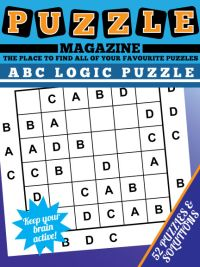 ABC logic puzzle magazine