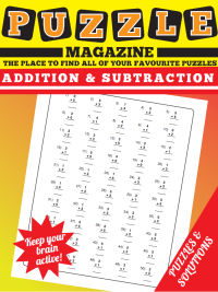 Home Learning: Addition and Subtraction of Numbers 0-20 magazine