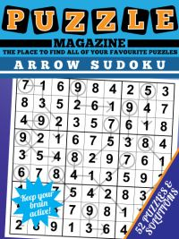 Arrow Sudoku magazine