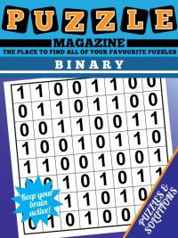 Binary Puzzle magazine