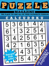 Calcudoku magazine