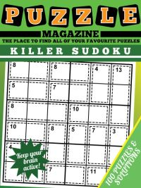 Children's Killer Sudoku magazine