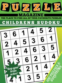 Children's Sudoku magazine