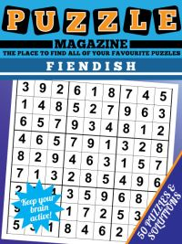 Fiendish Sudoku magazine