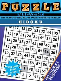 Hidoku magazine