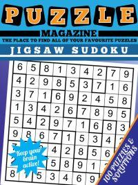 Jigsaw Sudoku magazine