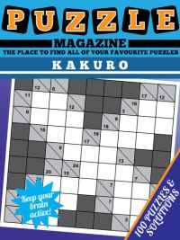 Kakuro magazine