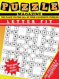 Variety Number Puzzles Magazine magazine