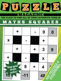Maths Puzzles Magazine magazine