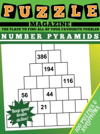 number pyramid magazine