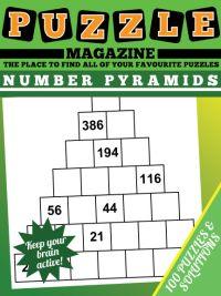 Number Pyramids magazine
