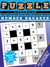 Number Square magazine