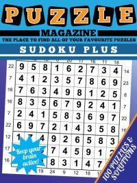 Sudoku Plus Frame Sudoku Magazine magazine