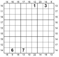sudoku plus puzzle