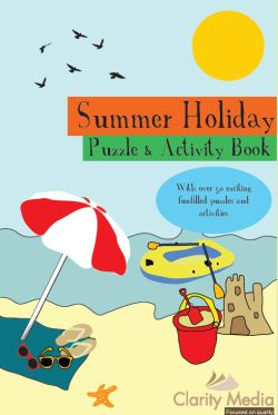 Summer Holiday Activity Magazine